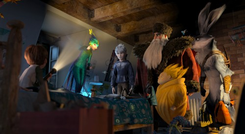 Le 5 Leggende, film natale, dreamworks, foto, trailer, video