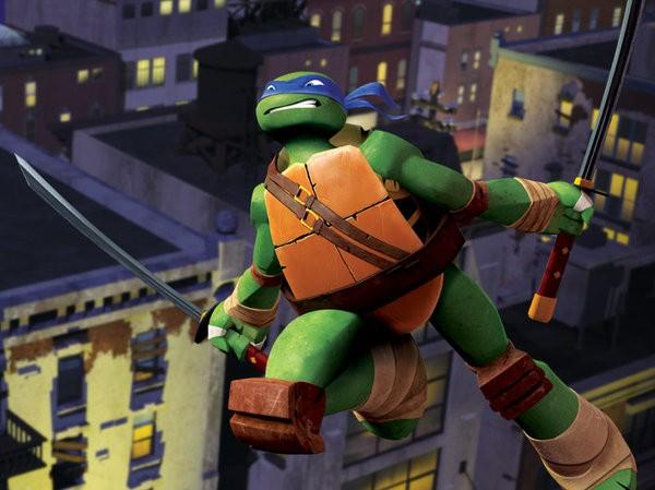 Teenage mutant ninja turtles le nuove tartarughe ninja video e sigla